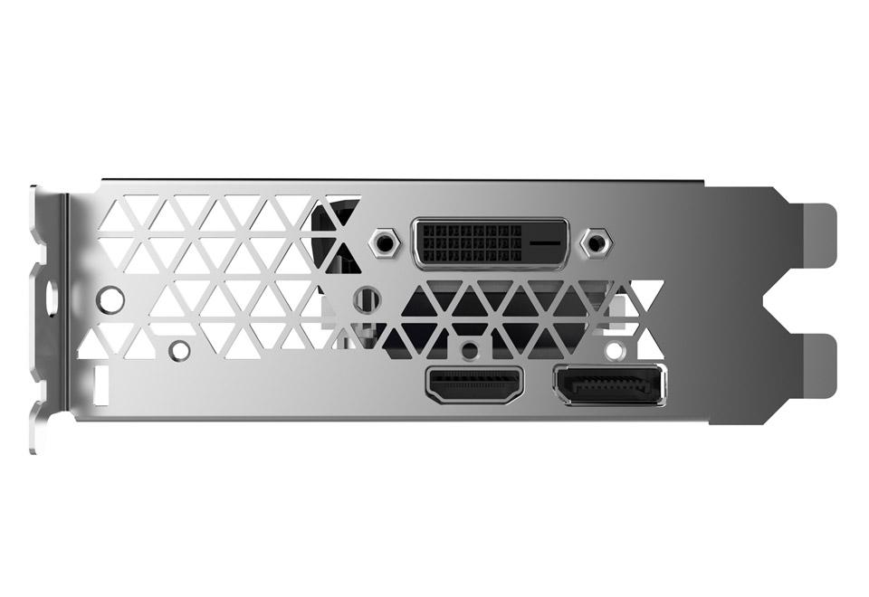 ZOTAC GeForce GTX 1050 2GB LP|ZTGTX1050-2GD5LP/ZT‐P10500E‐10L