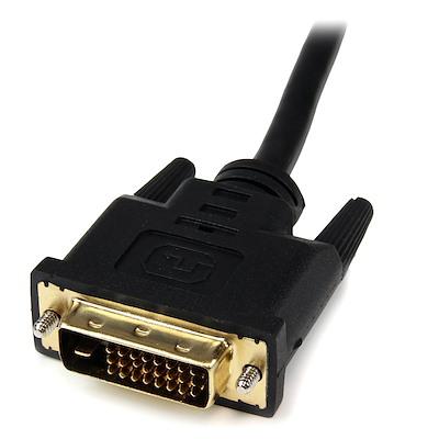 StarTech HDMI - DVI-D変換ケーブルアダプタ 20cm HDMI メス - DVI オス 1920x1200 |HDDVIFM8IN