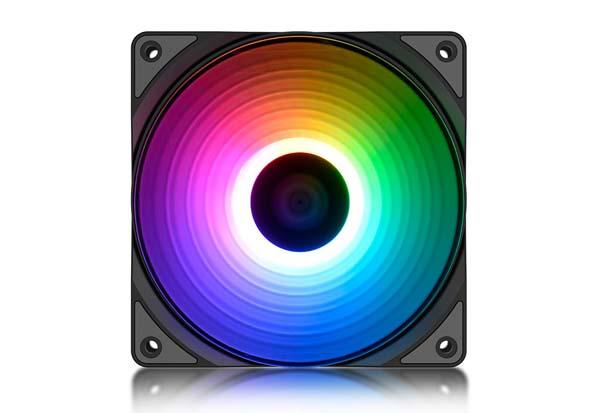 Deepcool CASTLE 240RGB V2 液漏れを防ぐ水冷一体型CPUクーラー240mmモデル|DP-GS-H12AR-CSL240V2