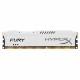 Kingston 8GB(8GBx1) DDR3 1600MHz (PC3-12800) CL10 DIMM HyperX FURY ホワイト HX316C10FW/8