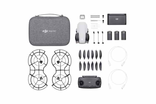 DJI Mavic Mini Fly More コンボ (JP) ドローン |CP.MA.00000128.01