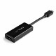 StarTech USB-C - HDMI ディスプレイ変換アダプタ HDR対応 4K/60Hz CDP2HD4K60H