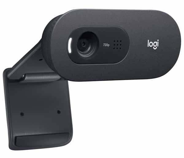ロジクール HDウェブカム C505e 720p & 長距離マイク|C505E
