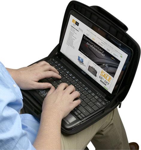 【アウトレット特価品】Case Logic ケースロジック 11.6インチノートPC/Chromebook11 スリーブ|QNS-111BLK