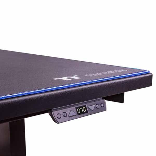 Thermaltake TOUGHDESK 300 Gaming Desk 電動昇降ゲーミングデスク|GGD-EDN-BKEINX-01