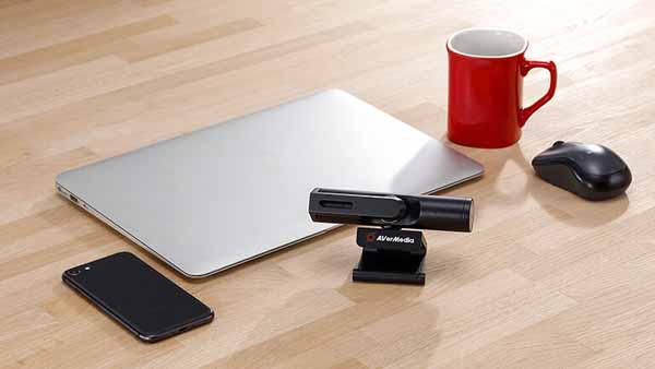 AVerMedia TECHNOLOGIES LIVE STREAMER CAM 513 4K対応WEBカメラ|PW513
