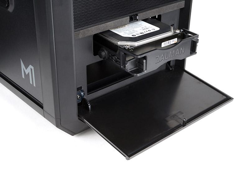 ZALMAN ITX MINI PC Case M1 Mini-ITXミニタワー型PCケース  (ZM-M1)