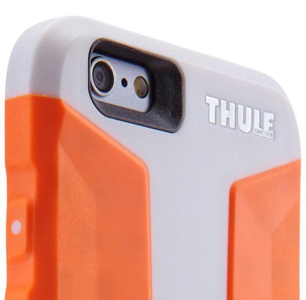 Thule Atmos X3  iPhone6 Plus/6s Plus 強い衝撃から保護するウルトラスリムケース オレンジ White/Orange (TAIE-3125W/ORG)
