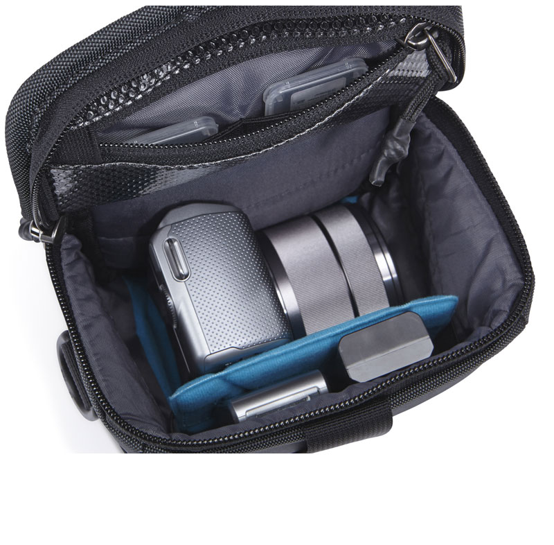 Thule Covert CSC Satchel ミラーレス一眼カメラやコンパクトデジカメに最適な小型カバン (TCCS-101)