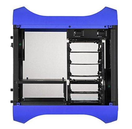 BitFenix Prodigy M (mATX) Window Blue (BFC-PRM-300-BBWKK-RP)