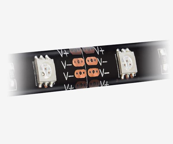 Thermaltake  PCケースのドレスアップに最適なLEDバーLUMI Color LED Strip グリーン (AC0033)