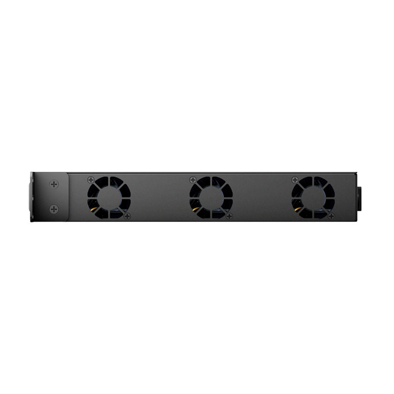 Synology RackStation 耐久性に優れ、コンパクトな中小企業向けラックマウント NAS サーバー(RS214)