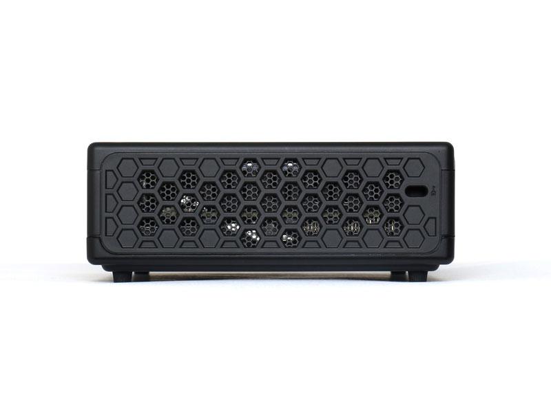 ZOTAC インテルCeleron 2961Y搭載コンパクトPC ZBOX CI321 nano with Windows 10 Home (ZBOX-CI321NANO-J-W2B)