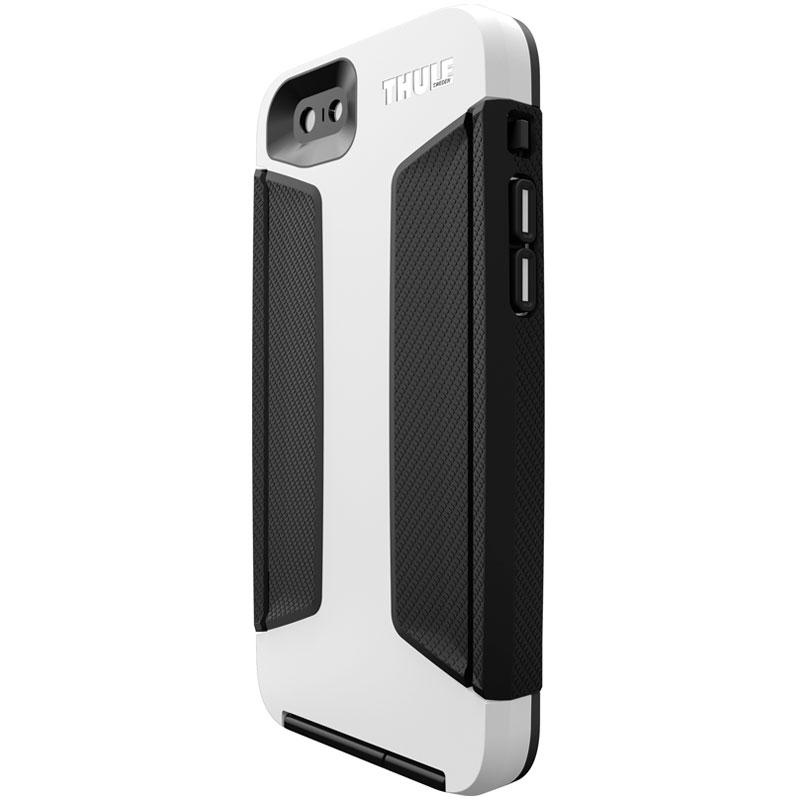 Thule Atmos X5  IP68準拠し防塵防水効果がある iPhone 6 Plus/6s Plusタフケース ホワイト/ダークシャドウ (TAIE-5125WHT/DSH)