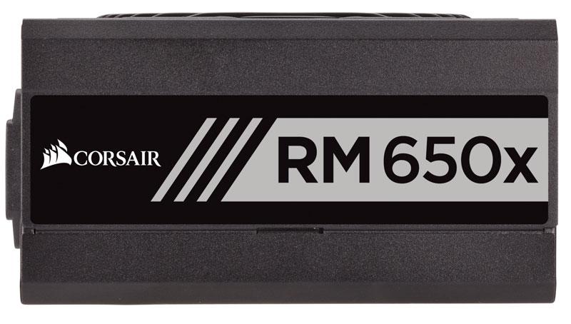 Corsair RM650x 650W 日本製コンデンサ採用フルモジュラータイプ電源ユニット (CP-9020091-JP)