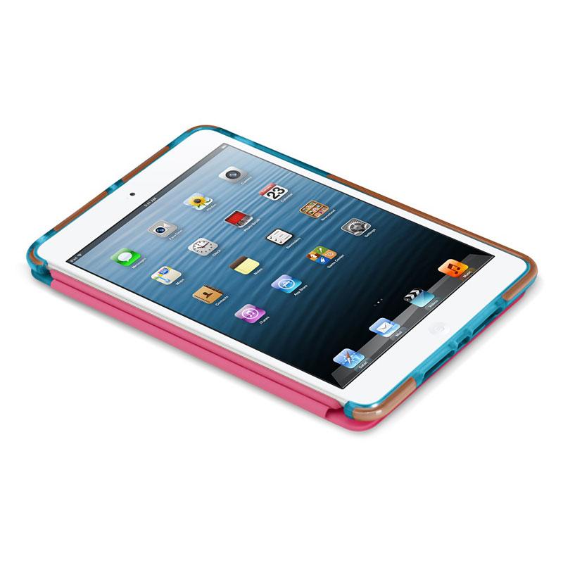 Tech21 Impact Mesh for iPad mini(第一世代) 耐衝撃ケース ブルー (T21-3093)