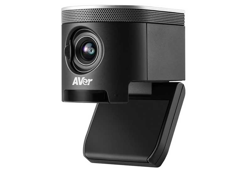 AVer Information 4K対応コンパクト中規模会議室向けミーティングカメラ|CAM340