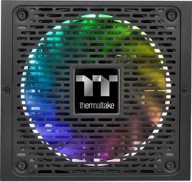 Thermaltake TOUGHPOWER DIGITAL iRGB PLUS 1050W PLATINUM RGBファン内蔵電源ユニット|PS-TPI-1050F2FDPJ-1