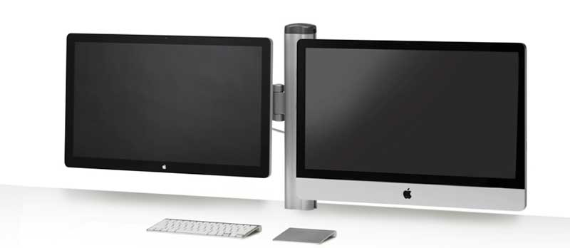 Bretford MobilePro Desk Mount Combo iMac/Thunderbolt Display対応モニターアーム|TY174LL/A