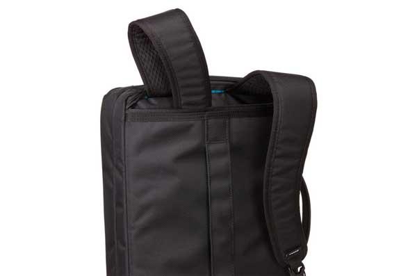 Thule Accent Laptop Bag 15.6インチノートパソコン収納可 ブリーフケース ブラック|TACLBJ-116