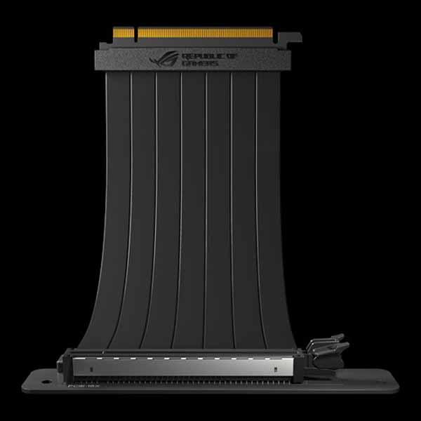 ASUS RS200 ROG STRIX RISER CABLE 240mm PCI-E 3.0x16 ライザーケーブル|RS200/ROG/STRIX/RISER/CABLE
