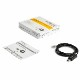 StarTech RJ45-USB Cisco互換コンソールケーブル 1.8m Cisco/Juniper/Ubiquiti/TP-Linkなど多くのルーターに対応 Windows/Mac/Linux対応|ICUSBROLLOVR