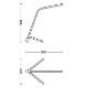 Philips デスクライト Geometry (ジオメトリー) ホワイト|915005477001