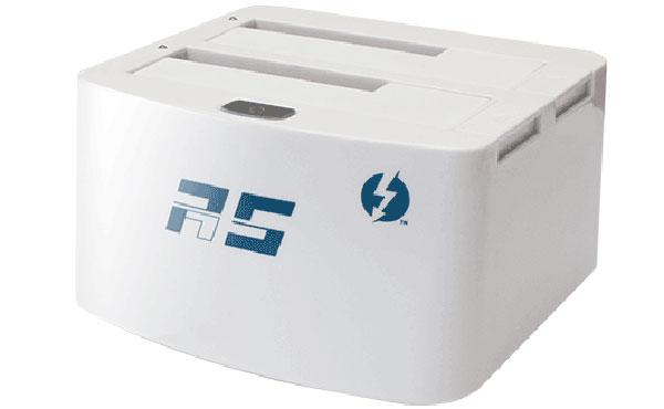 HighPoint RocketStor 5212 Thunderbolt Dock クレードル (RS5212)