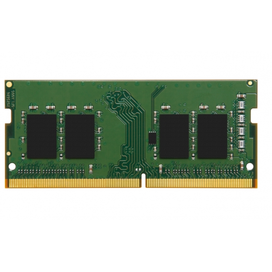 Kingston 4GB(4GBx1) DDR4 2666MHz (PC4-21300) CL19 1.2V Non-ECC SODIMM 260pin ノートパソコン用メモリ 永久メーカー保証|KVR26S19S6/4