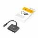StarTech USB Type-C マルチ変換アダプタ Mini DisplayPort(4K/60Hz)またはVGA出力 アルミ筐体 HDR対応|CDP2MDPVGA