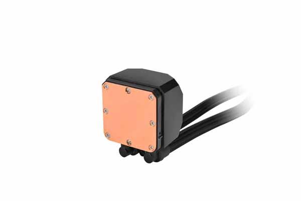 Thermaltake TH120 ARGB Sync 水冷一体型CPUクーラー ラジエーター120mmモデル CL-W285-PL12SW-A