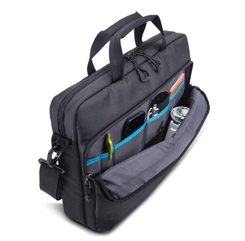 【クリアランス特価】Thule Subterra 15インチパソコン ショルダーバック Laptop Attache (TSAE-2115 GRAY)