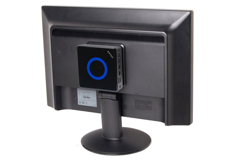 ZOTAC ZBOX NANO MI542 Intel Core i5-5200U コンパクトベアボーン (ZBOX-MI542NANO-J)