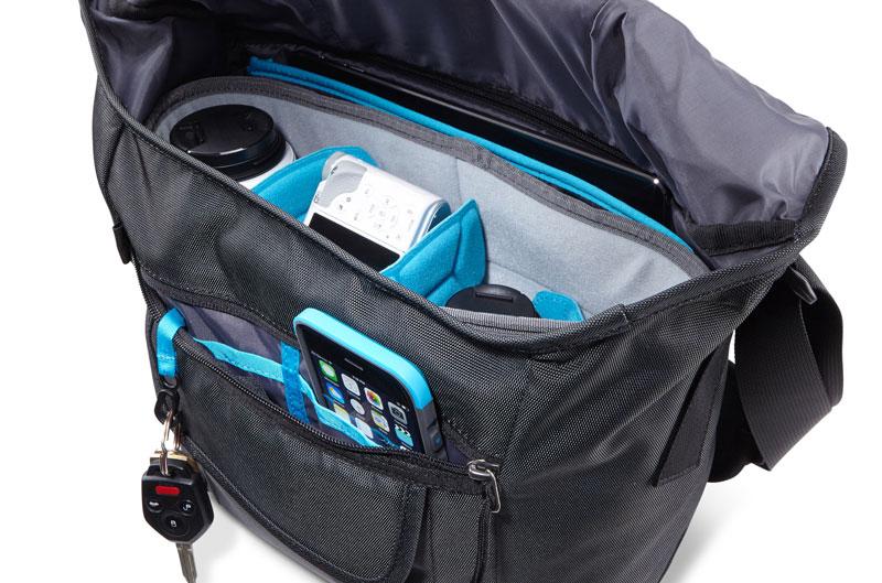 Thule Covert SLR Small カメラ用メッセンジャーバッグ (TCDM-100)