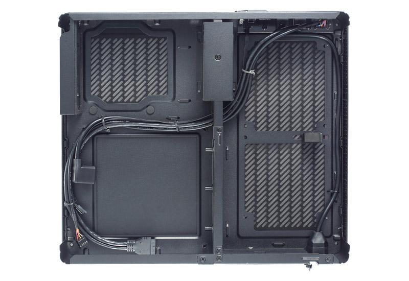 Fractal Design Node 202 Mini-ITX対応スリム型PCケース (FD-CA-NODE-202-BK)