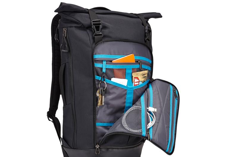 Thule Paramount 24L バックパック カーキ Backpack TRDP115 BLK 24リットル リュックサック|TRDP-115FNT