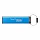 Kingston 8GB DT2000暗号化USBメモリ USB3.0|DT2000/8GB