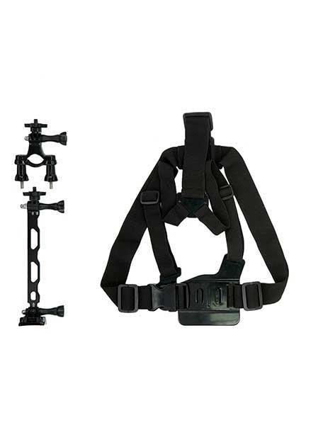【アウトレット特価・新品】Arashi Vision Insta360 ONE X Bike Bundle(自撮り棒なし) 自転車/バイク撮影セット|DPTBCSC/A
