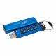 Kingston 128GB DT2000暗号化USBメモリ USB3.0 DT2000/128GB