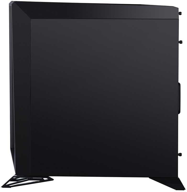 Corsair Carbide SPEC-OMEGA Tempered Glass ブラック&ホワイト ミドルタワー型PCケース 強化ガラスパネル|CC-9011119-WW