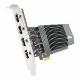 ASUS GeForce GT 710搭載 ビデオカード|GT710-4H-SL-2GD5