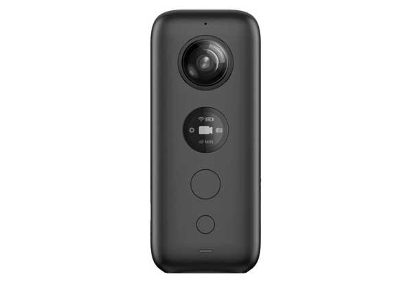 Insta360 ONE X 5.7K 360度アクションカメラ|CINONEX/A