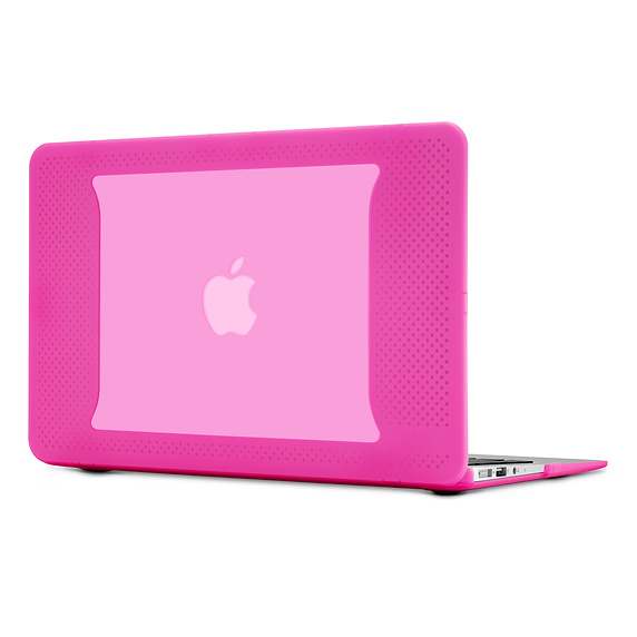 Tech21 Impact Snap MacBook Air 11インチ ケース Pink ピンク |T21-3259