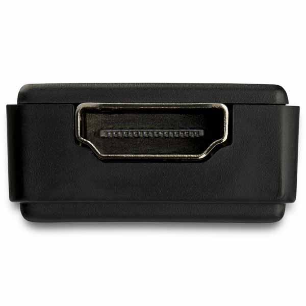 StarTech HDMIリピーター 最大14m 4K/60Hz USBバスパワー対応 7.1chオーディオ HDBOOST4K2