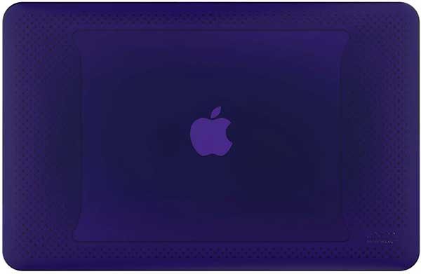 Tech21 Impact Snap MacBook Air 11インチ プロテクトケース Purple パープル T21-3260