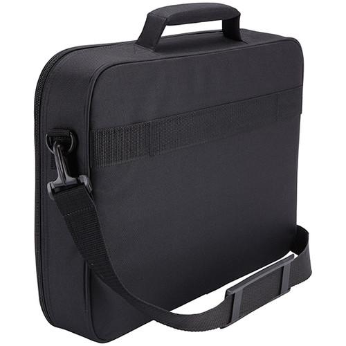 Case Logic 15.6インチ ノートパソコン 及び IPAD 用 ブリーフケース ANC316 ブラック ANC-316BLK
