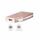 StarTech USB Type-C専用マルチポート変換アダプタ ローズゴールド 4イン1 USB-C接続マルチ変換アダプター VGA/ DVI/ HDMI/ mDP 4つのビデオ出力に対応 4K対応|CDPVDHDMDPRG