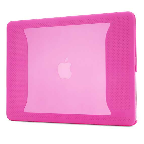 Tech21 Impact Snap MacBook Air 13インチ ケース Pink ピンク|T21-3262