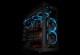 【アウトレット特価・新品】Thermaltake 高い静圧性と静音性を両立した水冷ラジエーター向けファン 120mm Riing 12 ブルー (CL-F038-PL12BU-A)