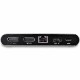 StarTech USB Type-C マルチ変換アダプタ 4K DisplayPort x2 USB-A x2 100W PowerDelivery 3.0|DK30C2DAGPD